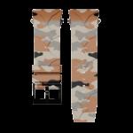 bracelet camouflage sable montre mike